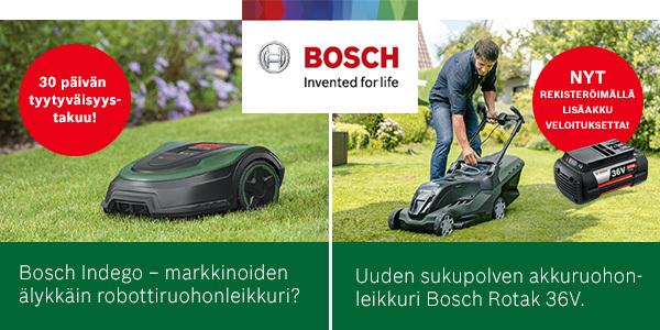 Bosch-kampanja